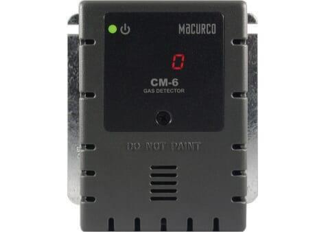 Carbon Monoxide Monitor CM-6 - Low Voltage - Macurco Gas